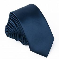Modrá kravata slim Greg 99149