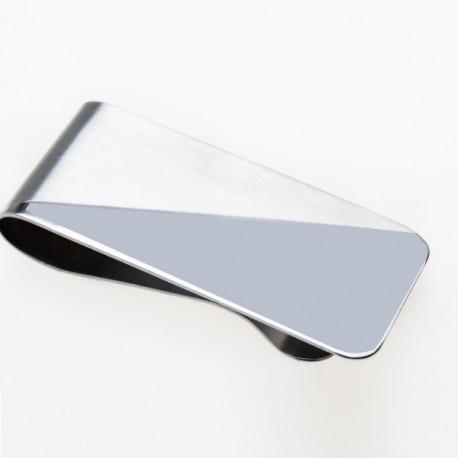 Spona na peníze stříbrná barva 90470