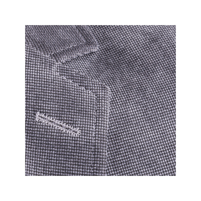 2db0e823d18 Šedé pánské sako na výšku 176 - 182 cm Assante 60004