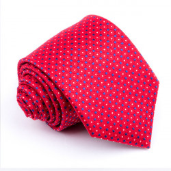 Červená kravata Greg 93219