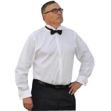 Frakovka pánská košile 100 % bavlna non iron rovná Assante 30009