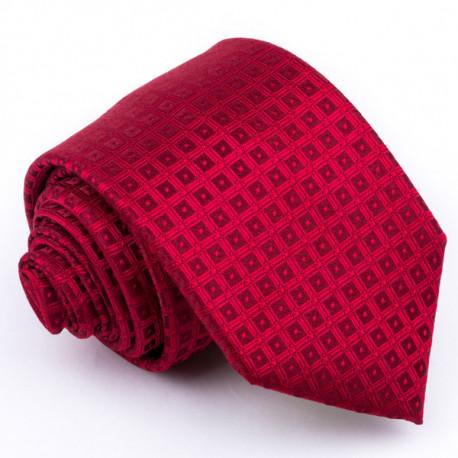 Červená kravata Greg 93212