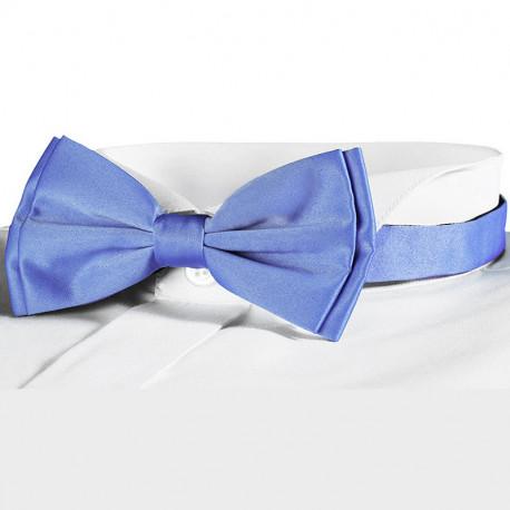 Modrý pánský motýlek v krabičce Assante 90313