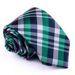 Zelená pánská kravata Greg 95023
