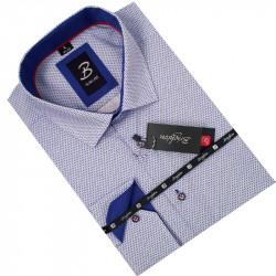 Modrá košile Brighton 109912
