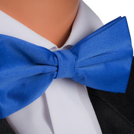 Pánský motýlek modrý Assante 90376