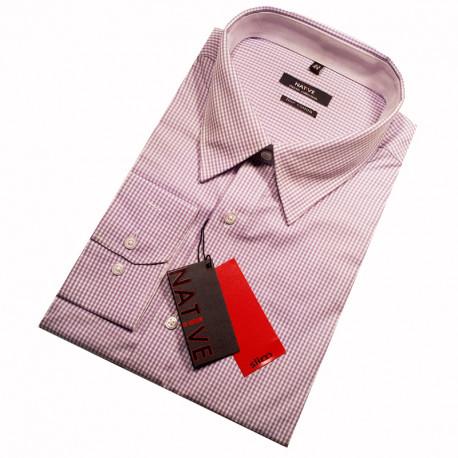 Modrá pánská košile Native 110501