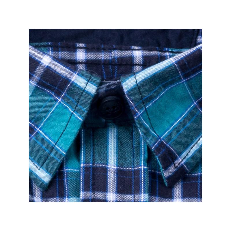 Modrá košile 100 % bavlna Tonelli 110964 7c85eff290