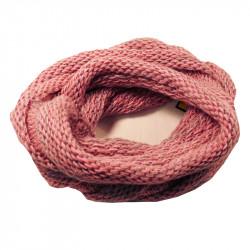Růžová šála,šál Assante 89659