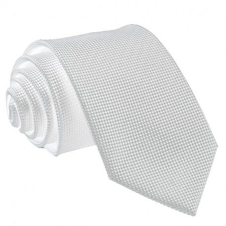 Bílá kravata Greg 91000