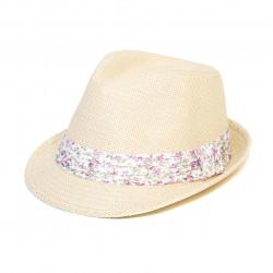 Letní klobouk barva bílá Assante 161238