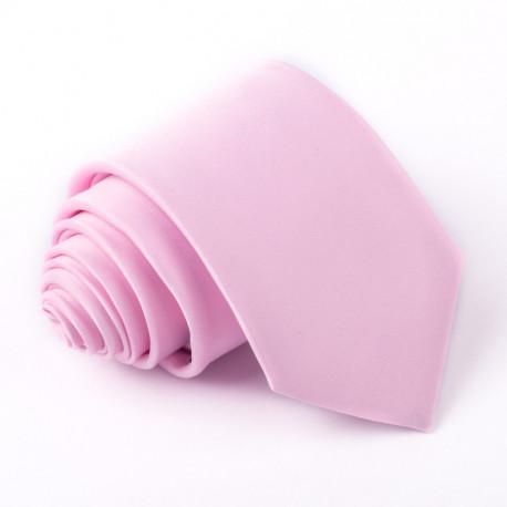 Růžová kravata Romendik 99972