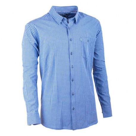 Košile Tonelli 110970 modromodrá kostka