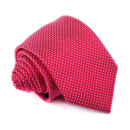 Červená kravata Greg 93234