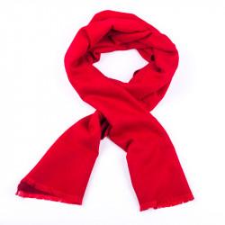 Červená pánská šála Assante 89025